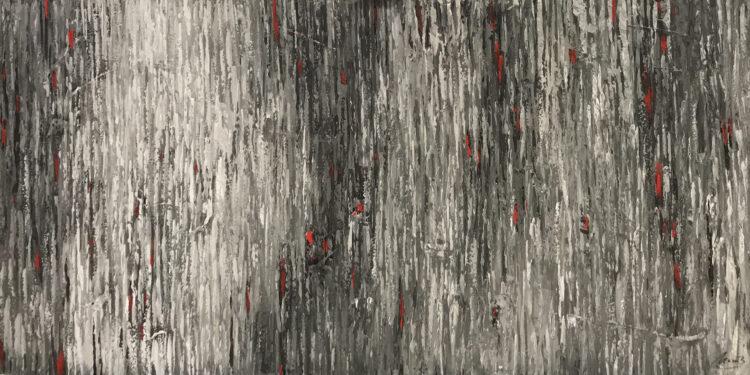"""Schilderij """"Abstract"""""""
