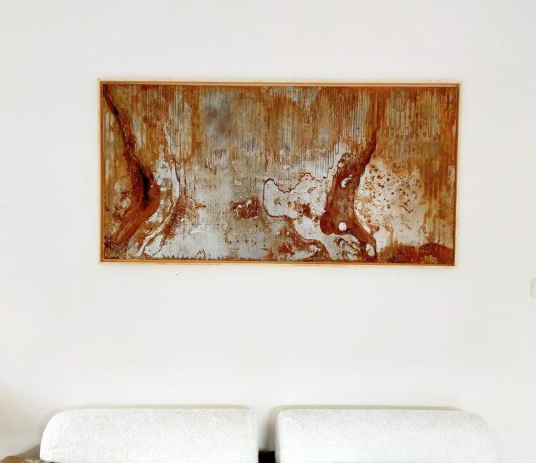 """Schilderij """"Nature explosion"""""""