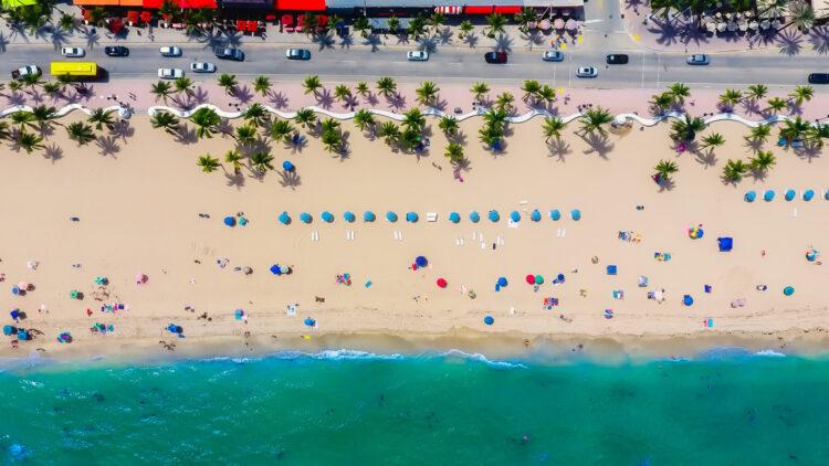 Fort Lauderdale boulevard