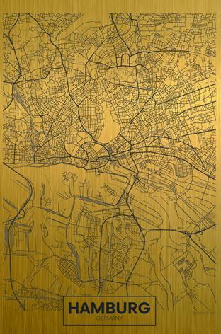 plattegrond hamburg goud