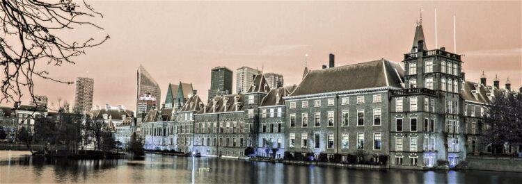Oud en nieuw Den Haag