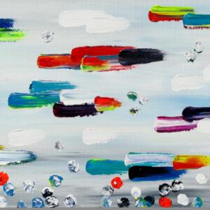"Schilderij ""DionV New Day"""