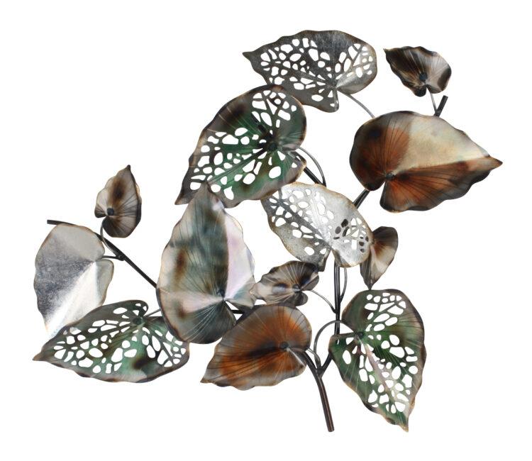 """Metalen wanddecoratie """"Rostlina"""""""