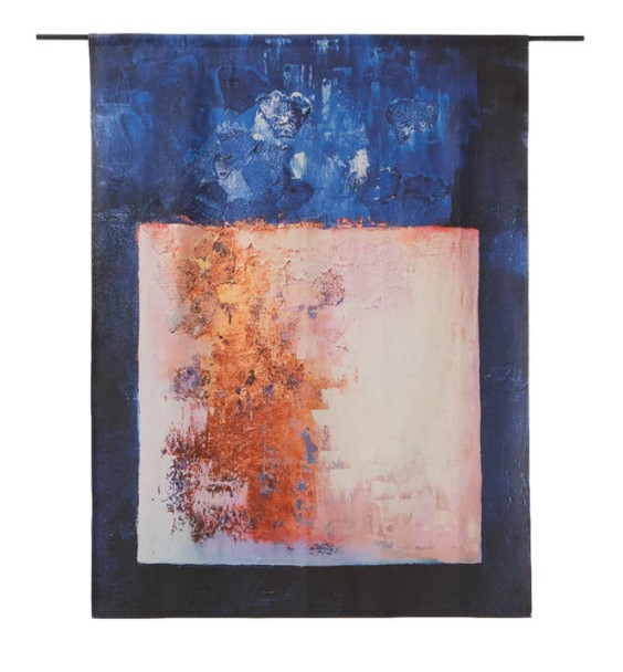 "Wandkleed ""Abstract in E-Mineur"" van Urban Cotton"