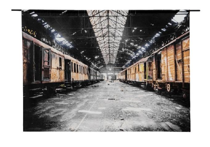 "Wandkleed ""Depot"" van Urban Cotton"