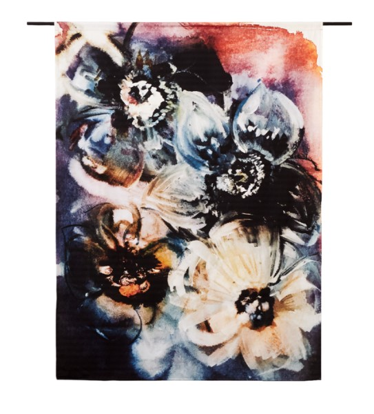 "Wandkleed ""Fiori Giganti"" van Urban Cotton"