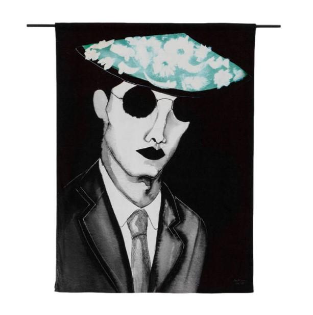 """Wandkleed """"Mr. Cool"""" van Urban Cotton"""