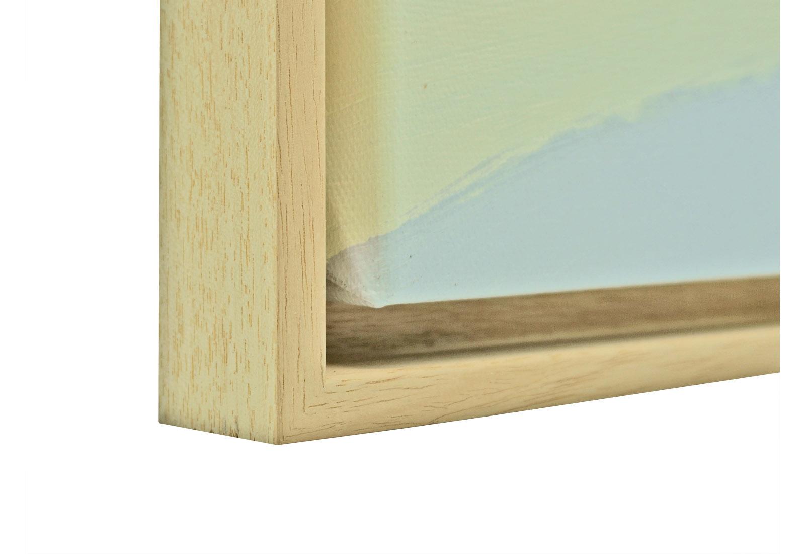 goedkope baklijst schilderij blank hout 35 mm ls