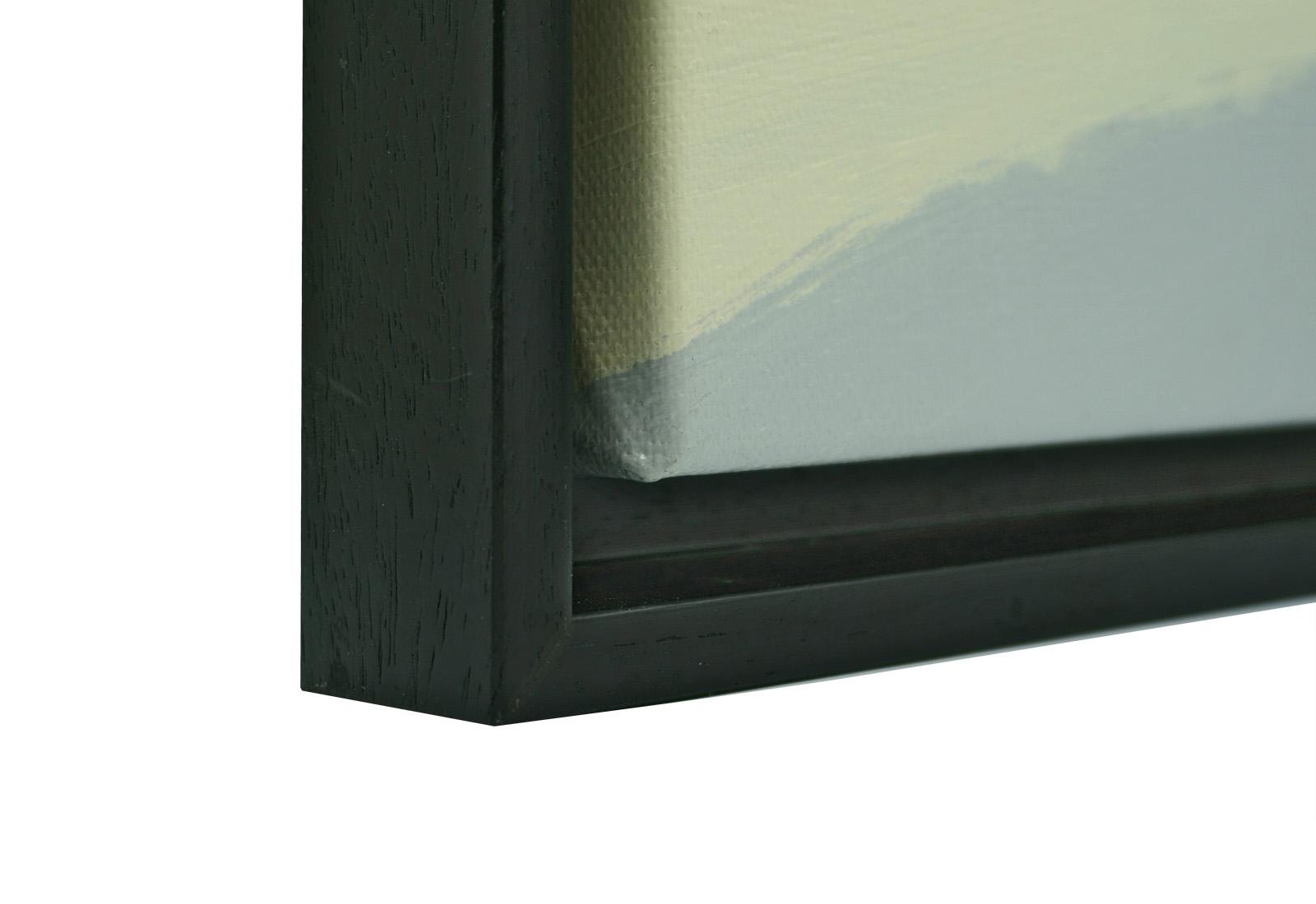 goedkope baklijst schilderij zwart nerf 35 mm ls