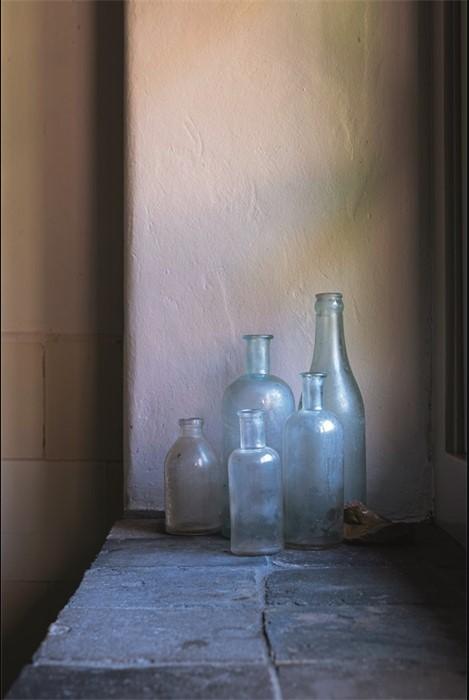 "Aluminium schilderij ""Before we left"" van MondiArt"