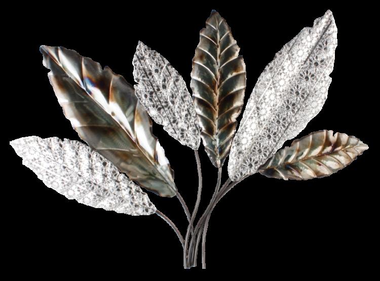 """Metalen wanddecoratie """"Jewel"""""""