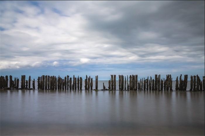 "Aluminium schilderij ""Silence"" van MondiArt"