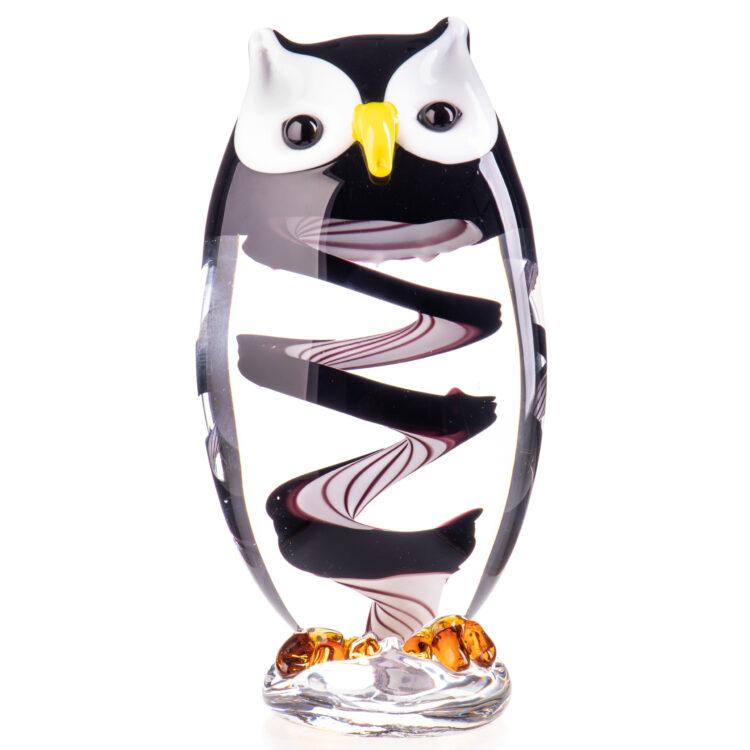 """Glazen beeld """"Hedwig"""""""