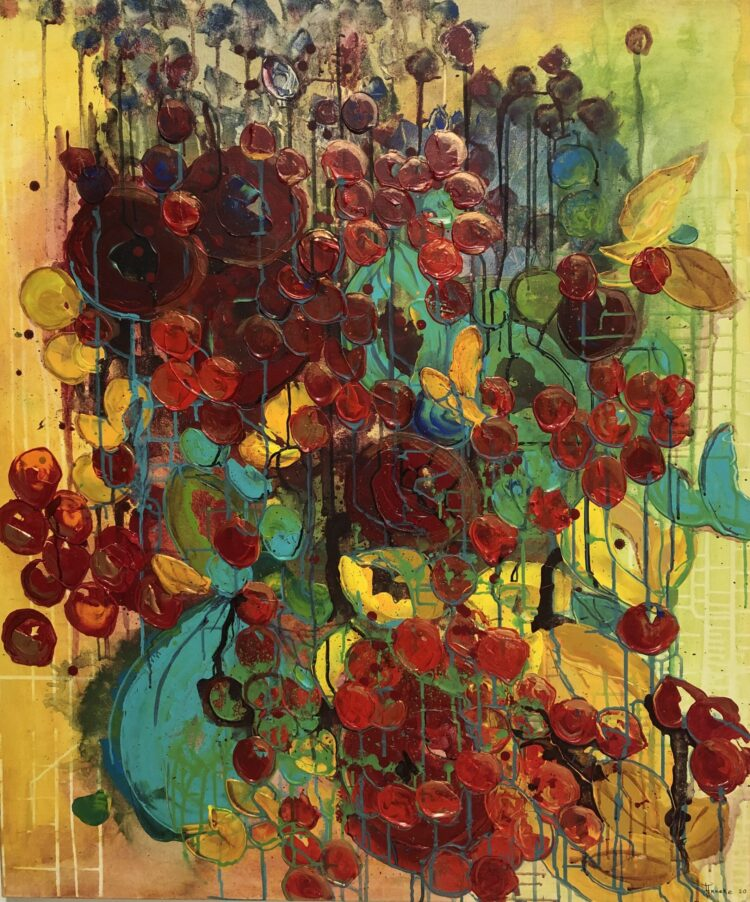 """Schilderij """"Proef de Herfst"""" van Anneke Swanink"""