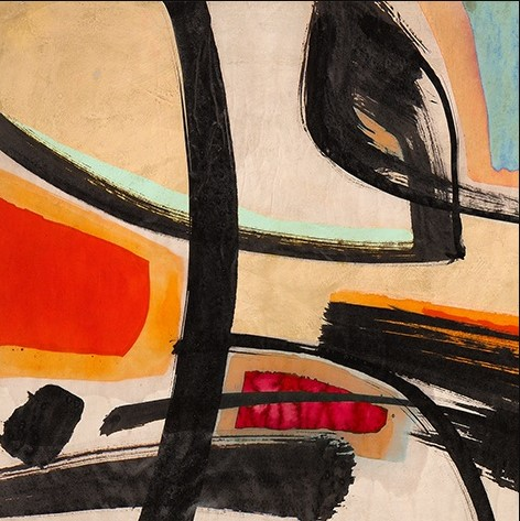 "Aluminium schilderij ""In the Sun I"" van MondiArt"