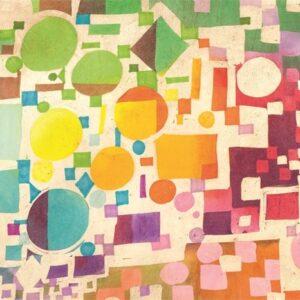 """Aluminium schilderij """"Multiculti"""" van MondiArt"""