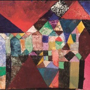"Aluminium schilderij ""Municipal Jewel"" van MondiArt"