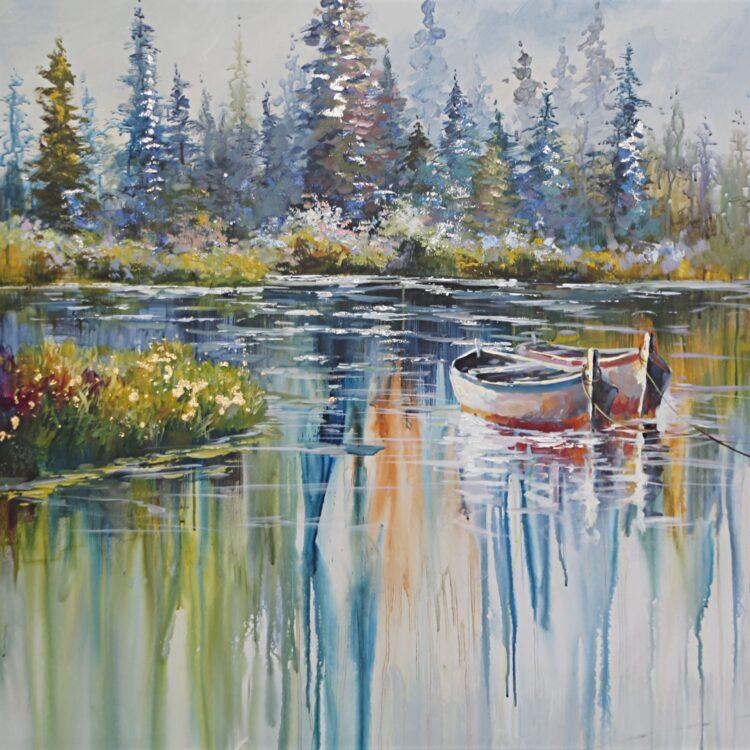 """Schilderij """"Nature's Delight"""""""
