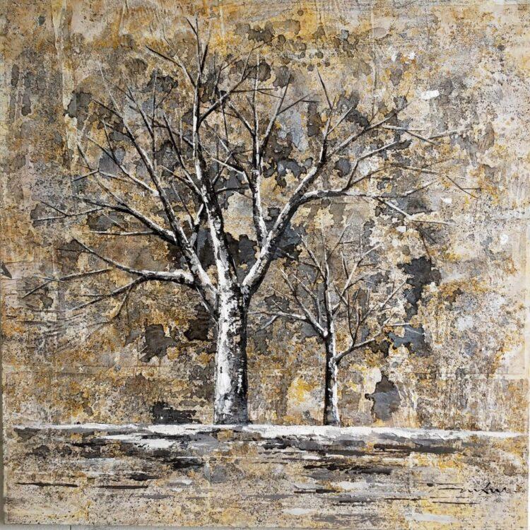 """Schilderij """"Ancient Trees"""""""