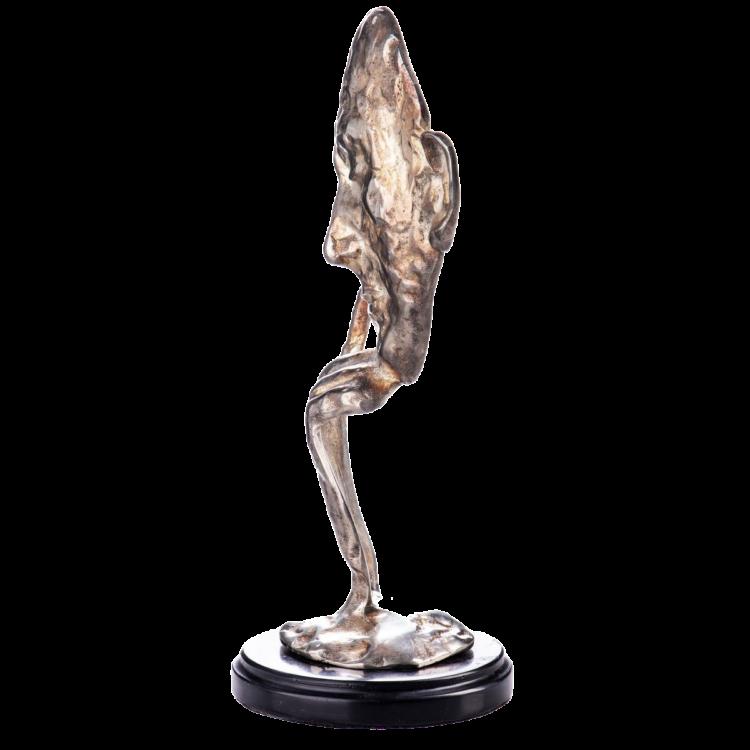 """Bronzen beeld """"Saige"""""""