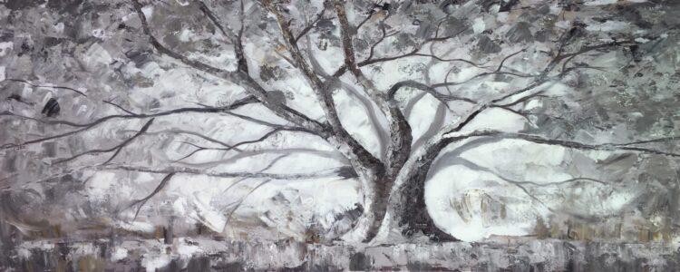 """Schilderij """"Roots of Life"""""""