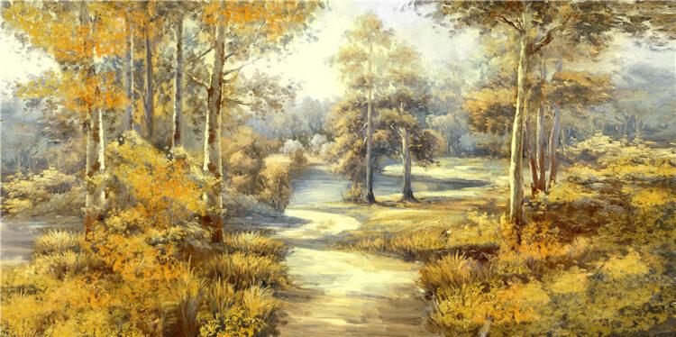 """Schilderij """"Enjoy the Nature"""""""