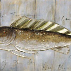 """Schilderij """"The Swordfish"""""""