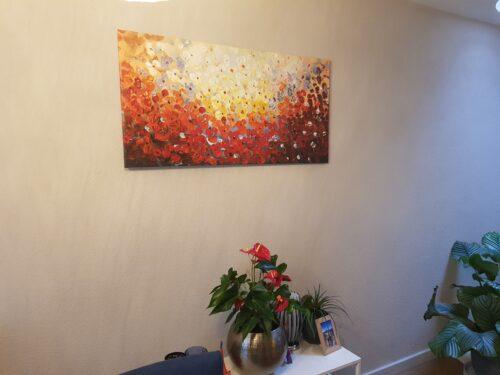 Schilderij 'licht'