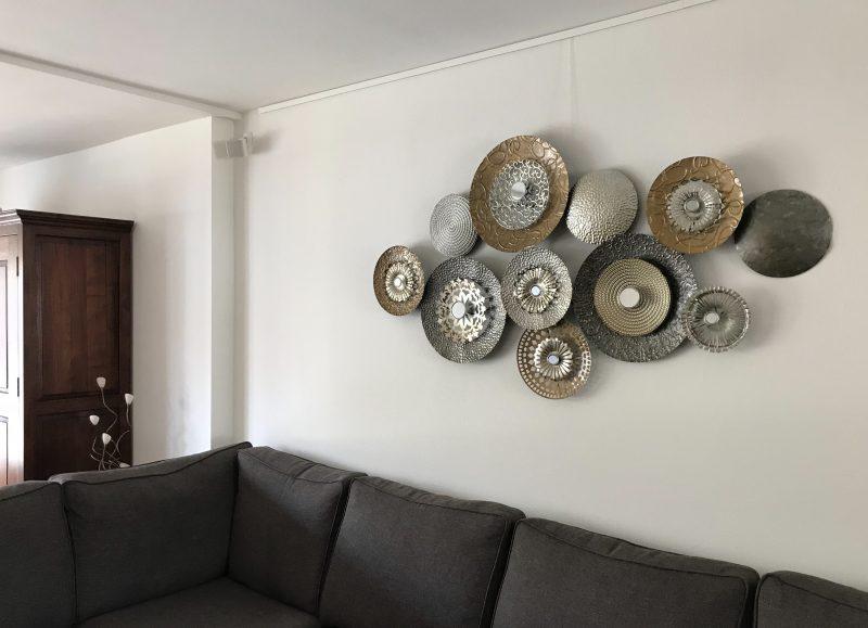 Eleven circles