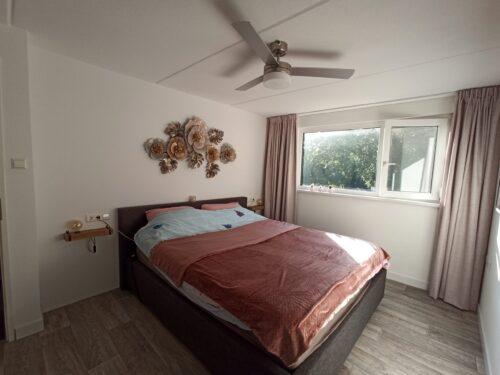 Slaapkamer roze